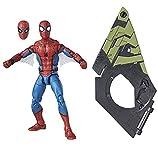 """Marvel Figura de Acción Spider-Man Legends, Web Wings, 6"""""""