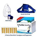 MyPurMist Accessories Kit - Adult - for MyPurMist Plug-in Steam Inhaler