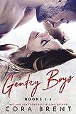 GENTRY BOYS (Books 1-4)