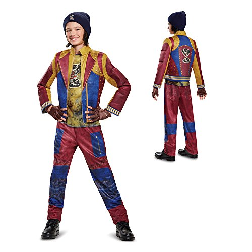 Disney Jay Deluxe Descendants 2 Costume, Multicolor, Large (10-12)