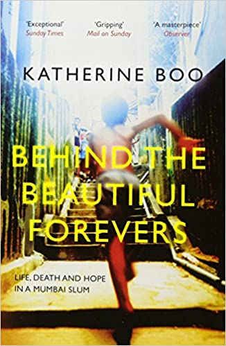 Image result for behind the beautiful forevers
