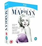 Forever Marilyn Four Film Collection (Some Like it Hot, Gentlemen Prefer Blondes, The Seven Year Itch, How to Marry a Millionaire) [Blu-ray] (Region Free)