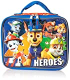 Paw Patrol B18PP38353TU Heroes Lunch Bag Tote, One Size, Blue Fashion Multi