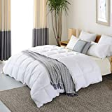 NP Goose Down Alternative Comforter (King 106 x 90 Inch),Ultra Soft Brushed Microfiber, Quilt with Corner Tab for All Season Hypoallergenic Plush Mircofiber Comforter Duvet Insert