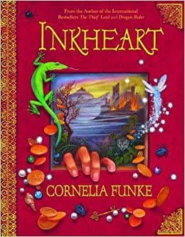 Image result for inkheart book