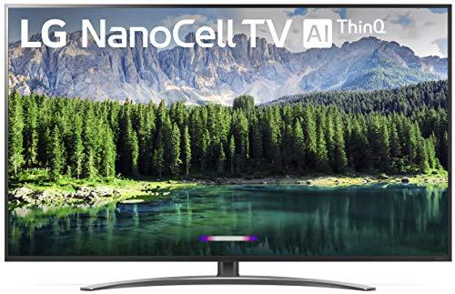 LG 75SM8670PUA Nano 8 Series 75' 4K Ultra HD Smart LED NanoCell TV (2019)
