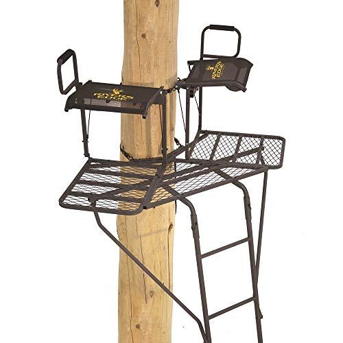 Rivers Edge 2 Man Bowman Ladder Stand