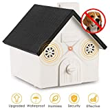 Zomma 2019 New Anti Barking Device, Bark Box Outdoor Dog Repellent Device with Adjustable Ultrasonic Level...