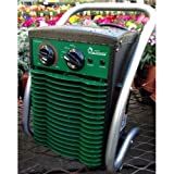 Dr. Heater DR218-3000W Greenhouse Garage Workshop Infrared Heater, 3000-watt