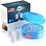 The Original Set of 4 Nose Vents to Ease Breathing and Snoring - Designed by Venyn