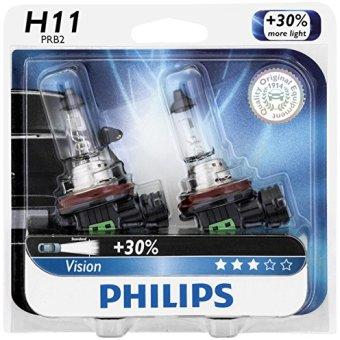 Philips Vision Upgrade headlight bulbs
