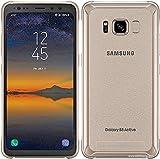 Samsung Galaxy S8 Active 64GB SM-G892A Unlocked GSM Phone - Titanium Gold (Renewed)