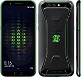 "Xiaomi Black Shark SKR-H0 (64GB + 6GB RAM) 6.0"", Snapdragon 845, Liquid Cooled, Dual Cameras, 4G LTE Dual SIM GSM Unlocked Gaming Smartphone - International Global Version (Black)"