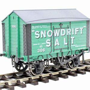 Dapol 7F-018-006W Salt Van Snowdrift Salt 306 Weathered 51zBDZKVhyL