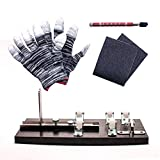 Glass Bottle Cutter Craft Kit, Durable Wine Bottle Cutter, Complete DIY Glass Cutter Tool Kit to Make Glass Cups, Beer Glasses, Vases and More, Glass Cutter for Bottles of Many Sizes & Shapes