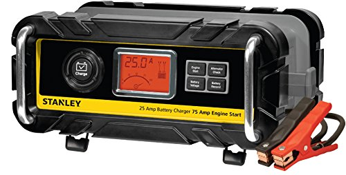 5. Stanley BC25BS 25 Amp High Frequency Battery Charger