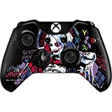Skinit Harley Quinn Daddys Little Monster Xbox One Controller Skin - Officially Licensed Warner Bros Gaming Decal - Ultra Thin, Lightweight Vinyl Decal Protection