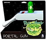 RICK AND MORTY Rick & Morty Exclusive Chrome Portal Gun Collectible Toys