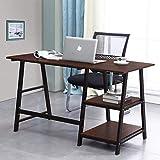 Soges Computer Desk Trestle Desk 55