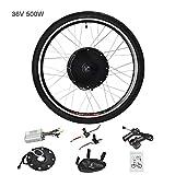 Murtisol Electric Bicycle Motor Conversion Kit-E-Bike Front Wheel 48V 1000W Cycling Hub