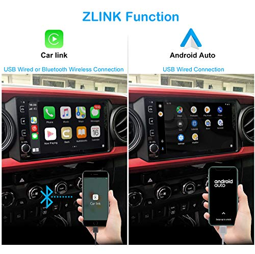 JOYING-9-Inch-Android-10-Head-Unit-Compatible-for-Toyota-Corolla-Fortuner-Innova-2017-2018-with-CANBUS-Bluetooth-51-Stereo-in-Dash-8-Core-18GHz-GPS-Navigation-Car-Stereo-Multimedia-Video-Player
