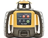Topcon RL-H5A Horizontal Self-Leveling Rotary Laser with LS-80L Receiver - Dry Cell Battery - AdirPro Aluminum Tripod - 9' Grade Rod (8th')