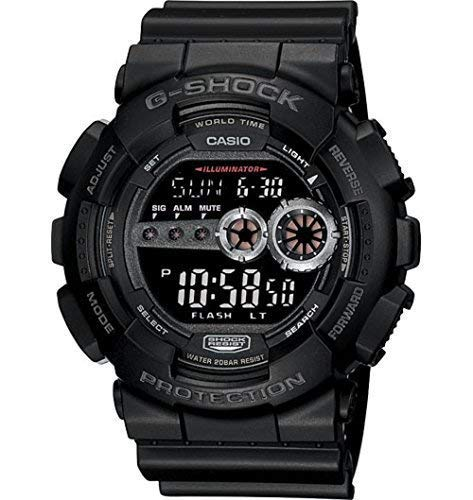 Casio Men's GD100-1BCR G-Shock