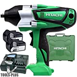 Hitachi WR18DSHL 18-Volt Cordless Lithium-Ion High-Torque Impact Wrench (Discontinued by the Manufacturer)
