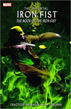 Image result for immortal iron fist volume 2