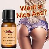 Wffo Sexy Buttock Enhancement Massage Essential Oil Hip Lift Up Butt Firm Skin EnlargementRich hip cream