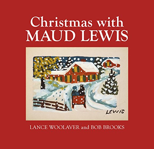 Christmas with Maud Lewis (Hardcover)
