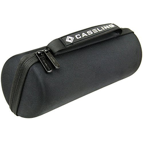 Caseling Hard CASE for UE MEGABOOM Wireless Bluetooth Speaker - Fits Plug & Cables.