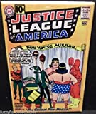 Justice League America #7 Comic Book Cover 2 x 3 Fridge Locker MAGNET