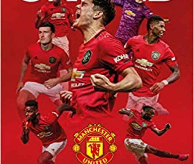 The Official Manchester United Annual  Steve Bartram