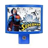 Amerelle WBS7104 Superman LED Frame Nite Lite