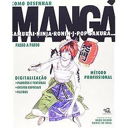 Como Desenhar Mangá Samurai, Ninja