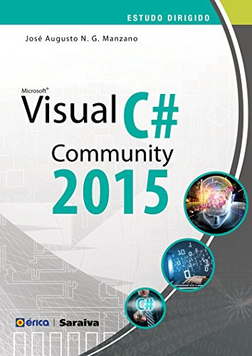 Estudo dirigido: Microsoft Visual C# community 2015