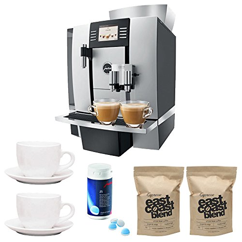 Jura GIGA W3 Proessional Automatic Coffee Machine w/ Coffee Accessory Bundle