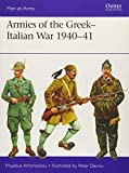 Armies of the Greek-Italian War 1940-41 (Men-at-Arms)