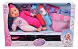 Gi-Go 14' Baby Doll with Stroller Set