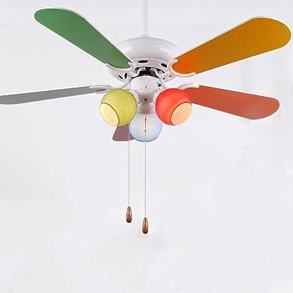 Ventilatore Da Soffitto Con Luce E Telecomando Ventilatore