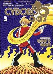 Risultati immagini per Cyborg 009 Conclusion - GOD'S WAR edizioni bd