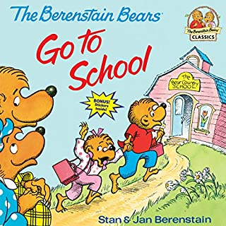 This classic Berenstain Bears story is a perfect way to teach children about how much fun school can truly be!Come for a visit in Bear Country with this classic First Time Book® from Stan and Jan Berenstain. All the cubs in Bear Country are ready for...