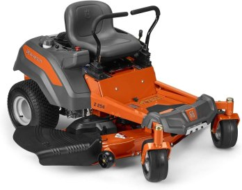 Best commercial riding lawn mower for hills - Husqvarna Z254