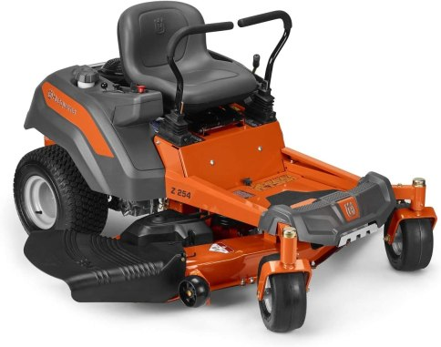 best commercial riding lawn mower for hills - Husqvarna