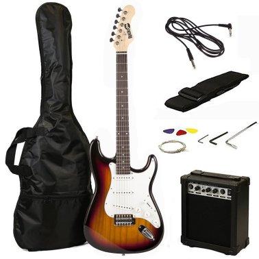 RockJam RJEG02 Electric guitar Starter KitBlack Friday Deal