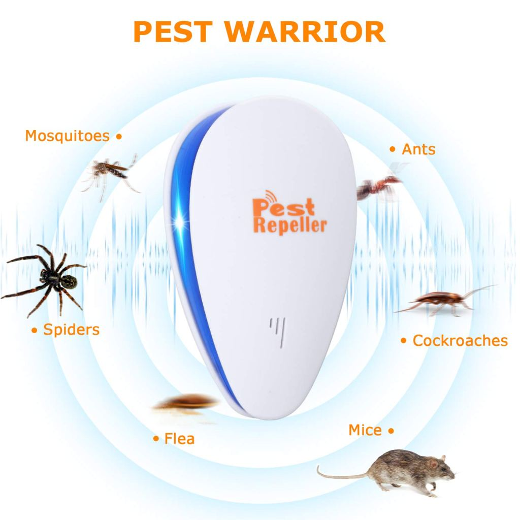VePower Ultrasonic Pest Repeller Review