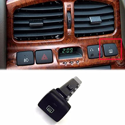 Rear Defroster Control Switch Assy For