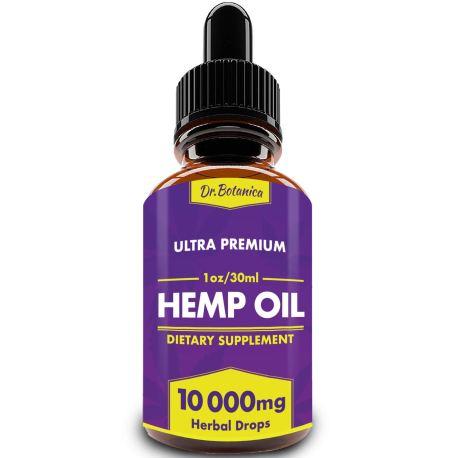 BIODENS-Hemp-Oil-Drops-10-000-mg-Natural-CO2-Extracted-100-Organic-Pain-Stress-Anxiety-Relief-Reduce-Insomnia-Vegan-Friendly-Zero-CBD-Zero-THC