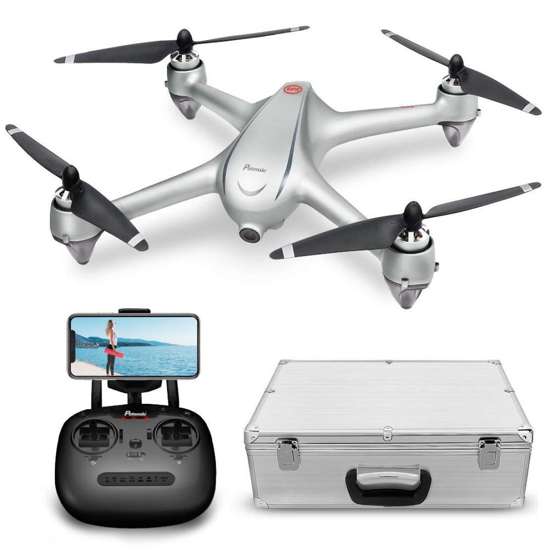 61%2BhStF074L. SL1001  - 10 Best Drones 2019